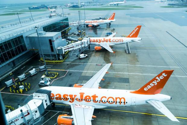 EasyJet Launches New Airline Connections Service At Gatwick