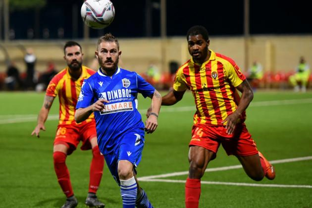 Mosta come from behind to overcome Senglea Athletic