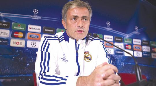 Real Madrid coach Jose Mourinho is facing disciplinary action from UEFA.