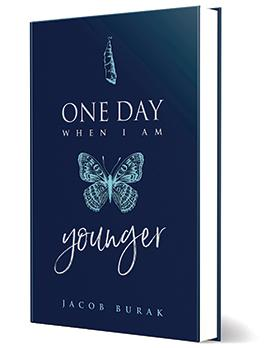 One Day When I am Younger takes the point of view of someone who is trying to reflect on his life.