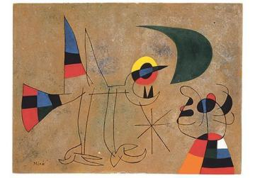 Over 40,000 visit Picasso and Miró exhibition