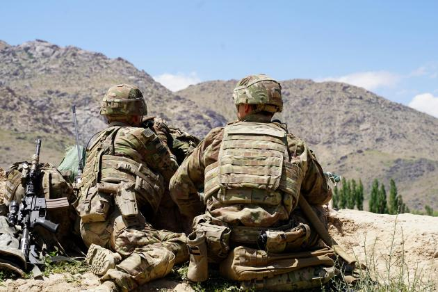 US announces partial Taliban truce amid signs deal is near