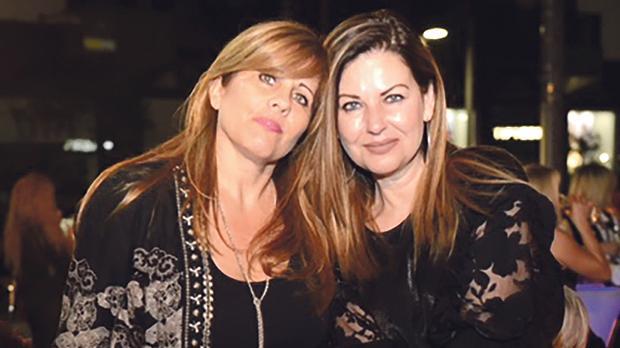 Therese Bartolo Parnis and Mariosa Petroni.
