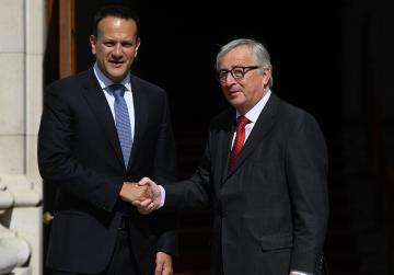 Frustrated Ireland, backed by EU, warns UK that much is left to do