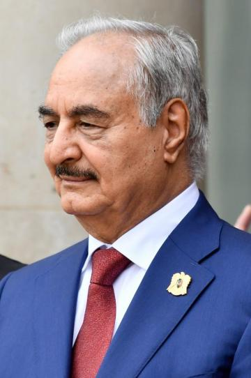 General Haftar.