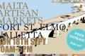 Artisan market at Fort St Elmo