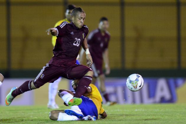 Venezuelan midfielder Romero to sign with Mosta
