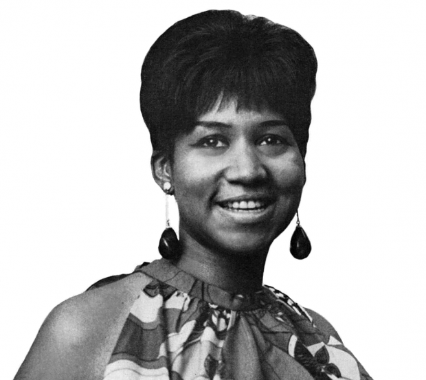 Ms Franklin in 1967. Photo: Wikipedia