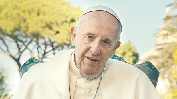 Get to know the man behind the mission in Pope Francis: A Man of His Word.