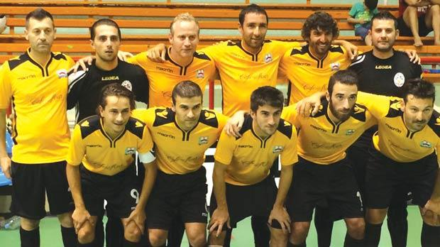 Mellieħa's futsal team enjoyed a positive debut after beating Msida 8-2.