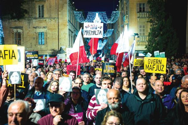 Let's finish what we started - Simon Busuttil