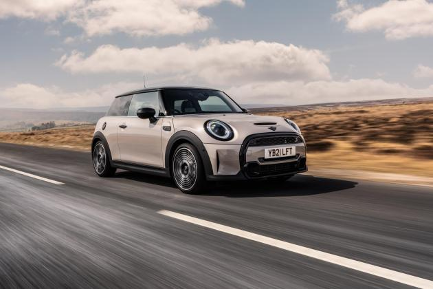 The updated Mini Hatch remains as fun and stylish as ever