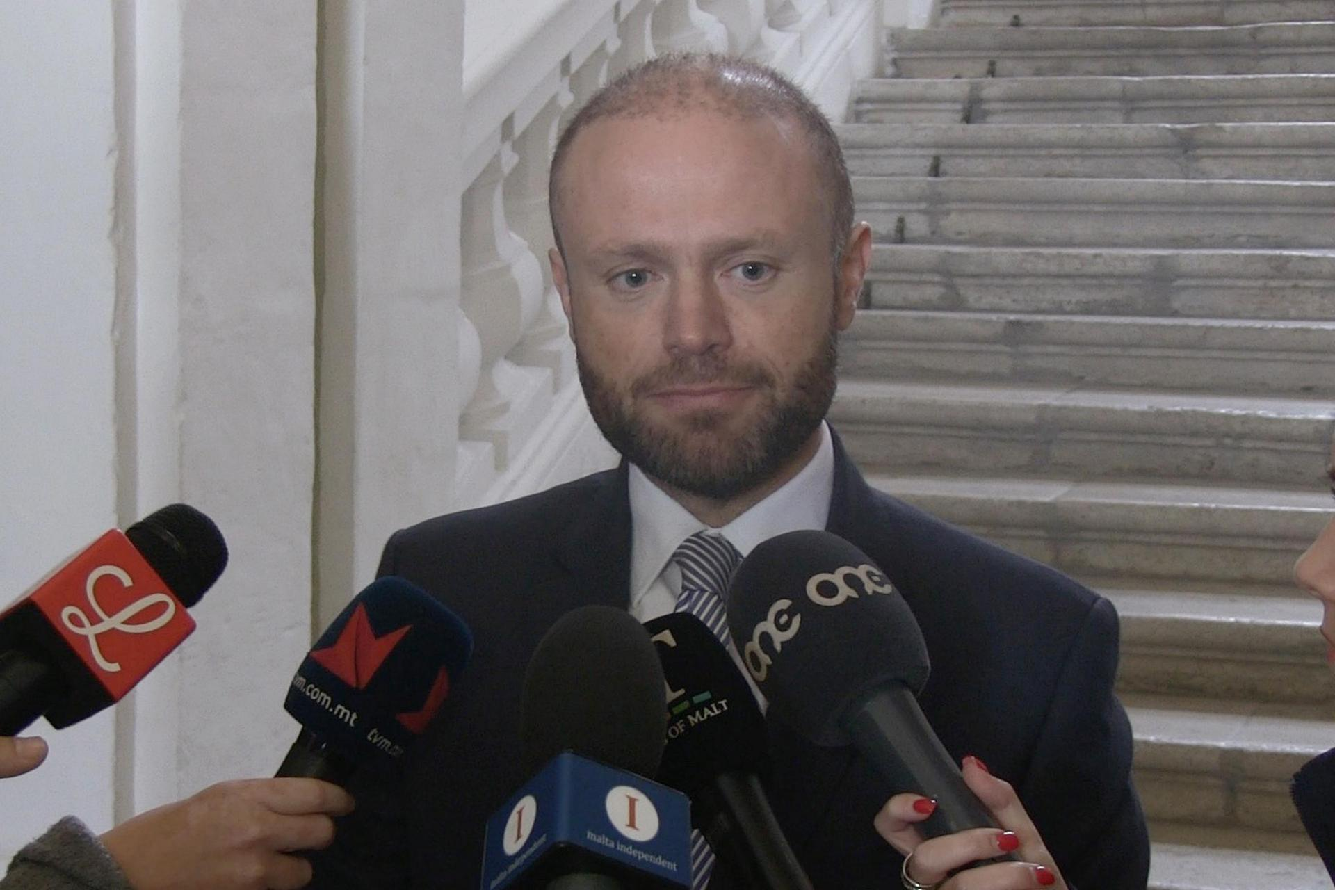 Prime Minister Joseph Muscat says that he will be taking political responsibility for the pardon.