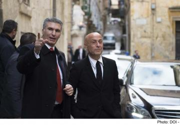 Italian interior minister holds talks in Malta