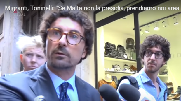 Italian minister challenges Malta to relinquish part of rescue area if it can't cope