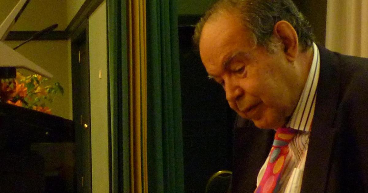 Edward Debono, of lateral thinking fame, dies at 88