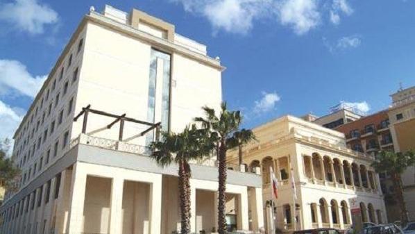 Capua St James Hospital in Sliema.