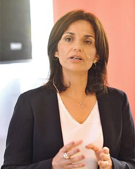 Ernst and Young Malta executive director Grace Camilleri. Photo: Chris Sant Fournier