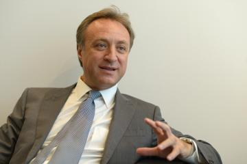 Global Capital chairman Paolo Catalfamo.