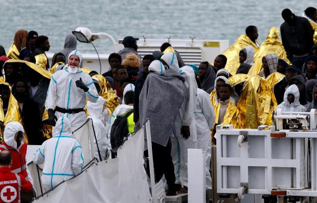 The scenes of boat migrants arriving in Malta have dwindled in recent years.