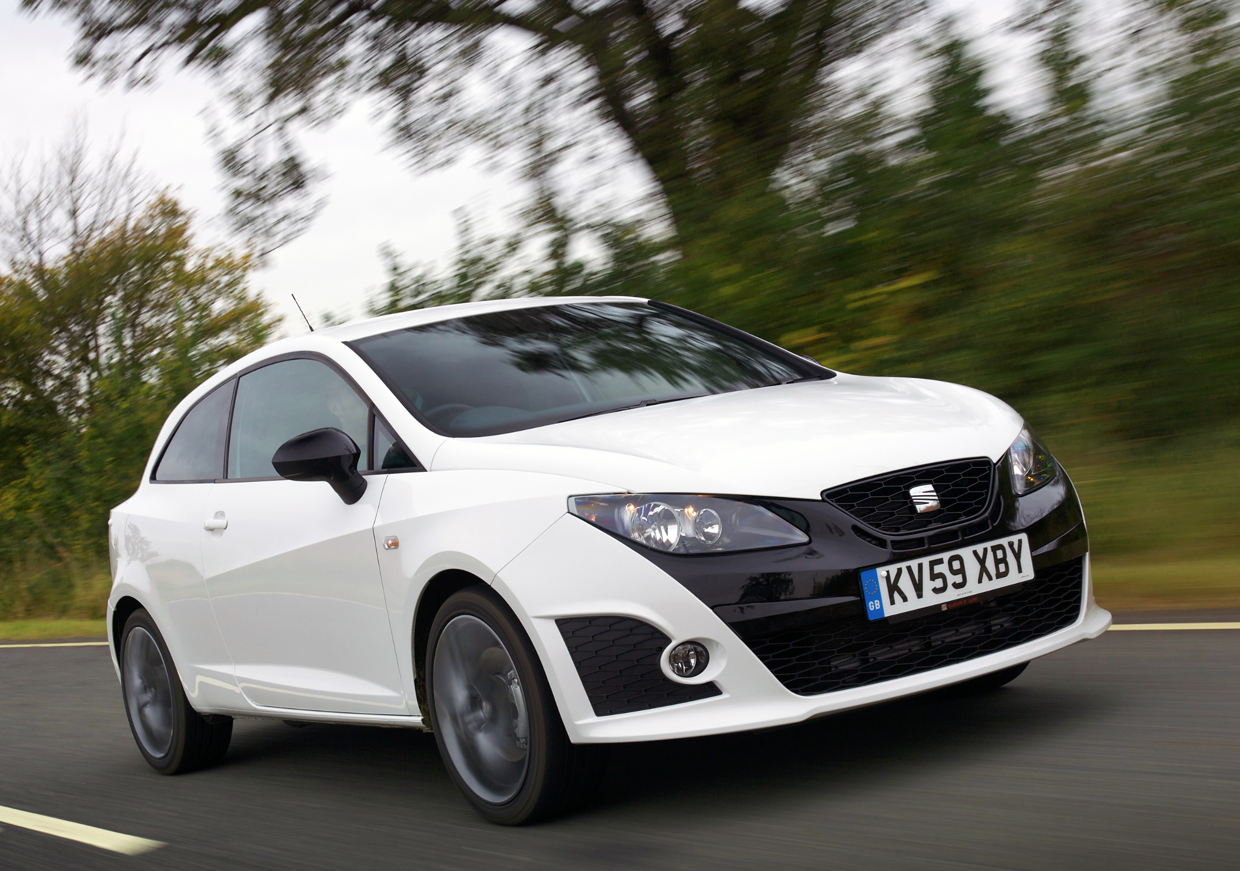 The Ibiza Bocanegra takes its name from an affectionate nickname for the 1200 Sport. (Seat)