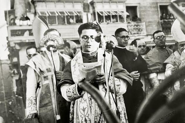 Mgr Joseph Zarb, the parish priest like no other