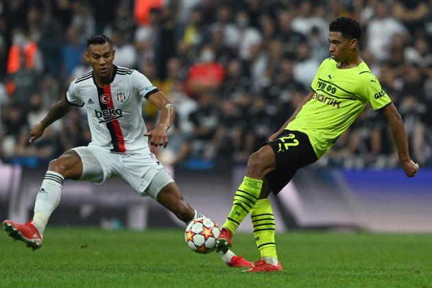 Bellingham inspires Dortmund to win at Besiktas