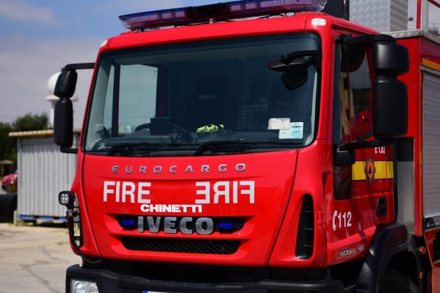 Parked car catches fire in Birkirkara, damaging four more