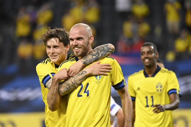 Sweden to face Euros without Ibra but still have aces up sleeve