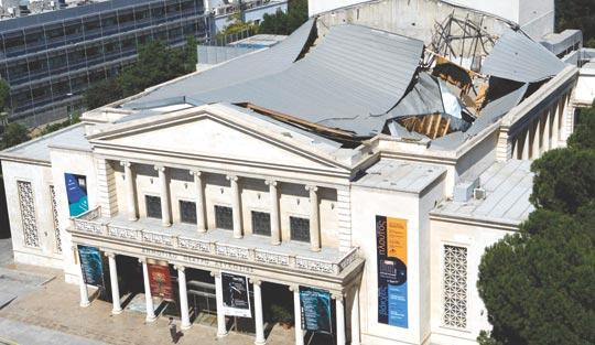 nicosias municipal theatre collapse structural analysis Structural stability analysis demetris nicolaides nicosia municipal theatre report of the reasons for the collapse of the nicosia municipal theatre roof.