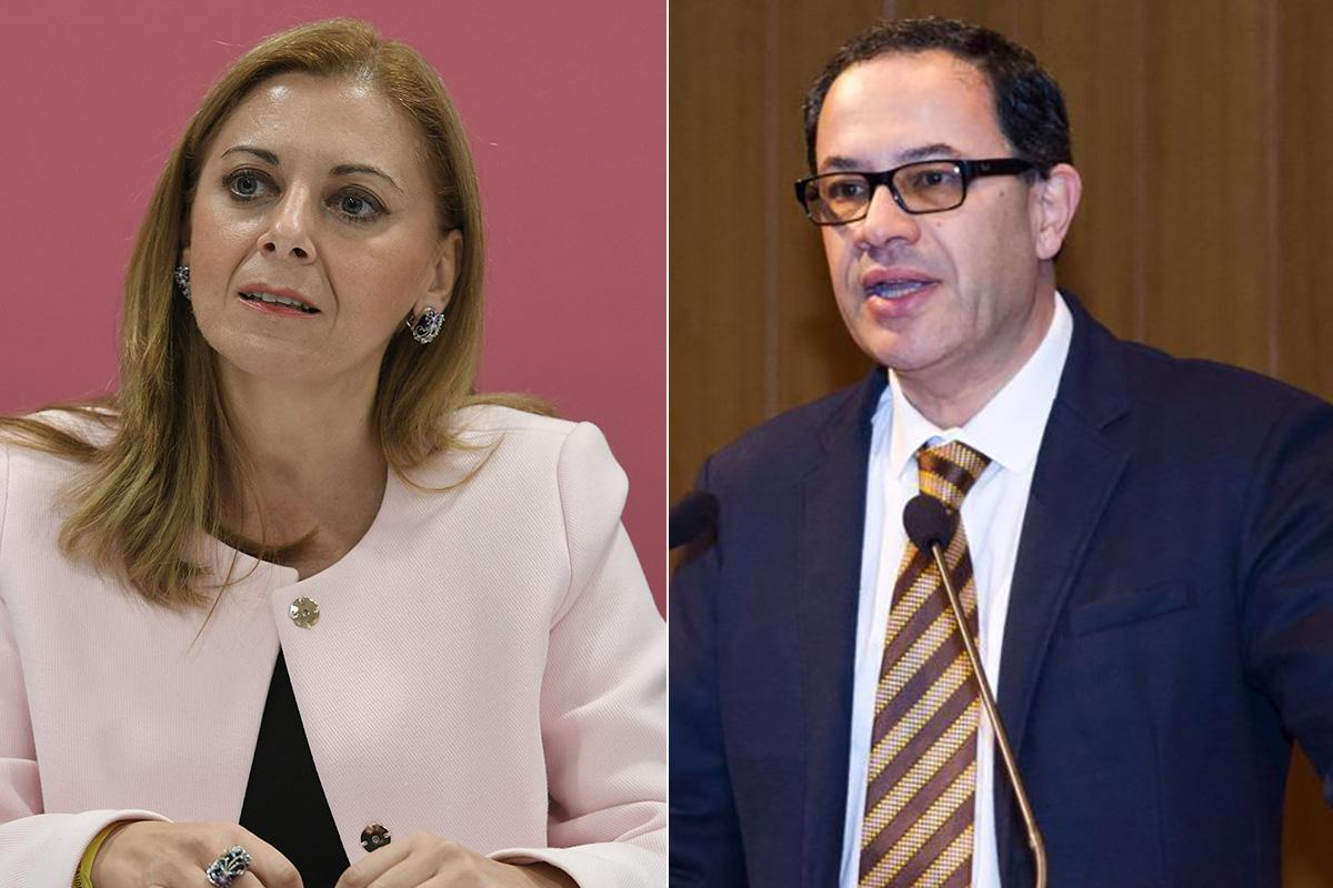 Justyne Caruana was politically responsible for the project until 2017, when Anthony Agius Decelis took over.