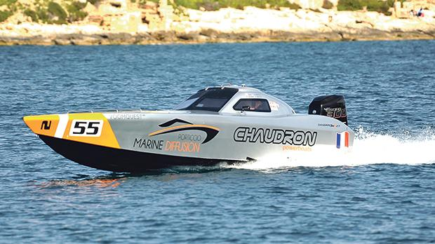 The 2019 UIM V2 Voomquest World Championship will get under way at St Paul's Bay in April. Photo: Chris Sant Fournier