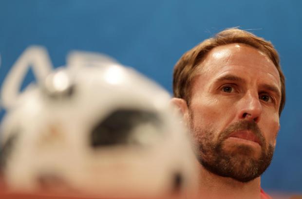 Gareth Southgate, England press conference (Reuters)