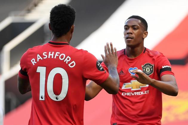 Solskjaer warns Rashford, Martial to improve or risk being replaced