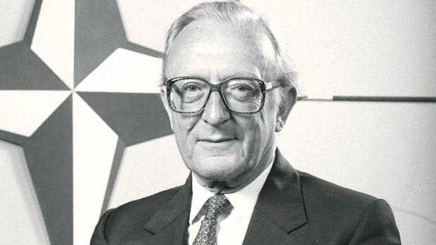 Lord Carrington, who as Defence Secretary in 1971 decided to refer Swabey's case to the Courts-Martial Appeals Court.