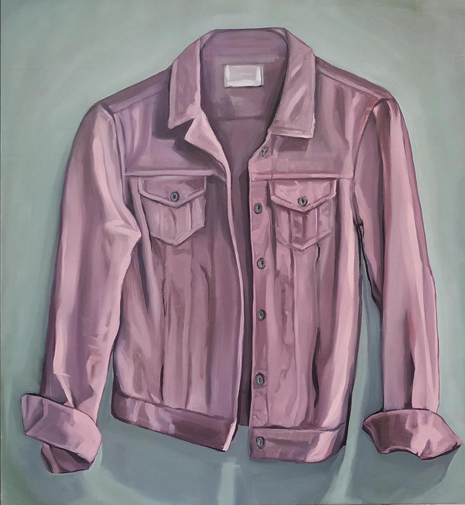 Pink Jacket. Photos: Maria Borg