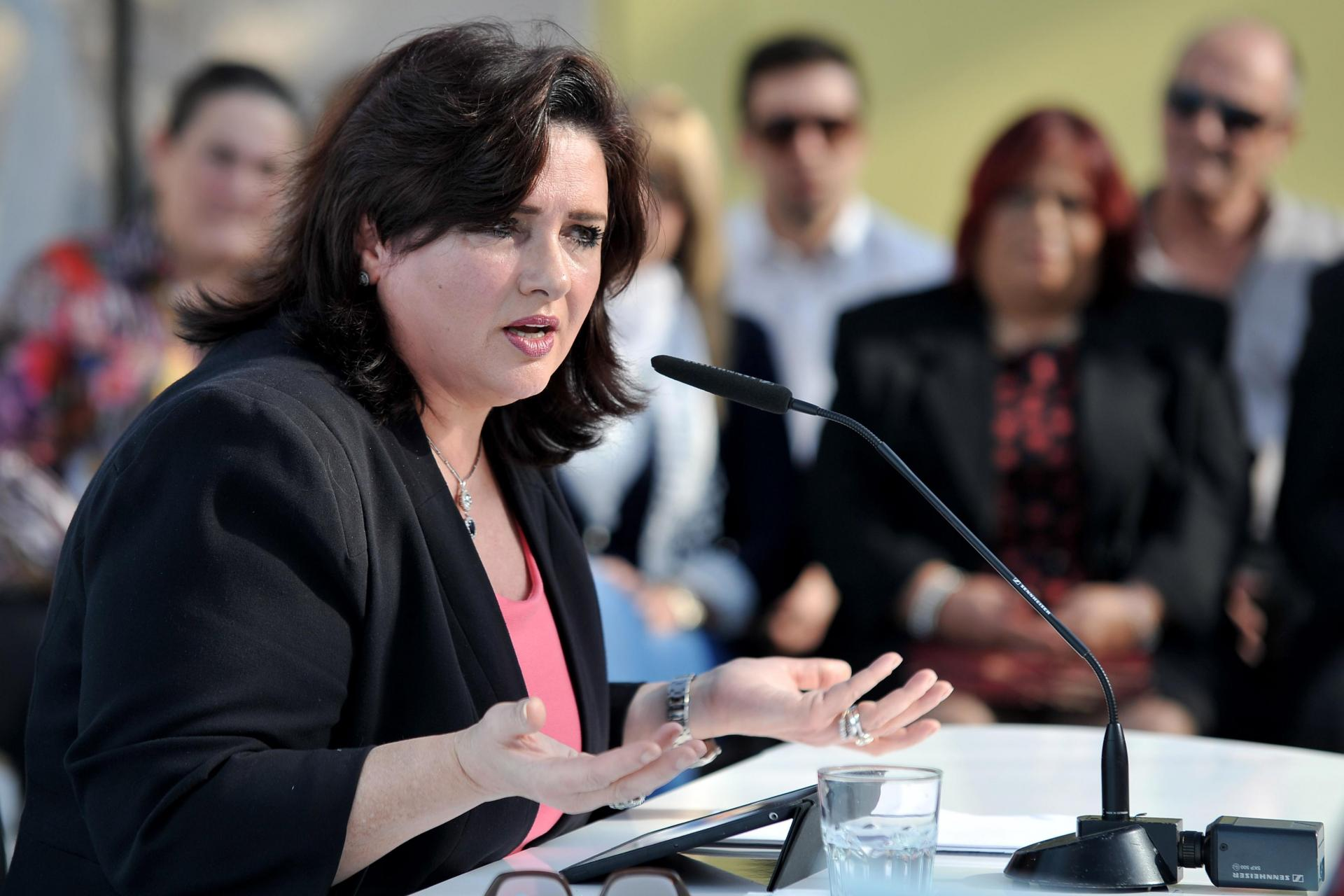Malta's nominee to the Commission, Helena Dalli. Photo: Chris Sant Fournier