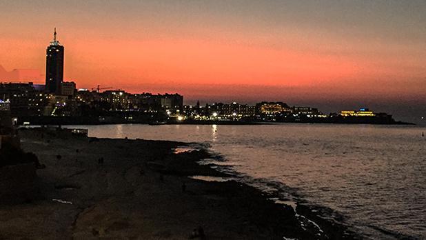 Sliema seafront. Photo: Adrian Farrugia