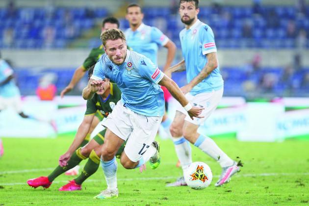 Watch: Lazio forward Immobile set for coronation as Europe's goal king