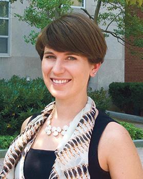 Amanda Ussak of Catholics for Choice