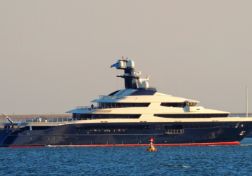 Superyacht in Malaysia scandal can be yours for $130m