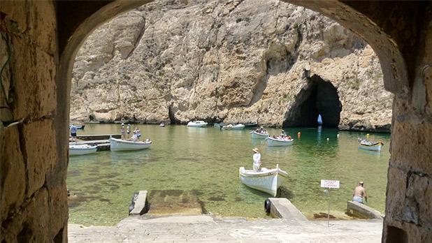 Id-Dwejra, Gozo. Photo: Susan Agius
