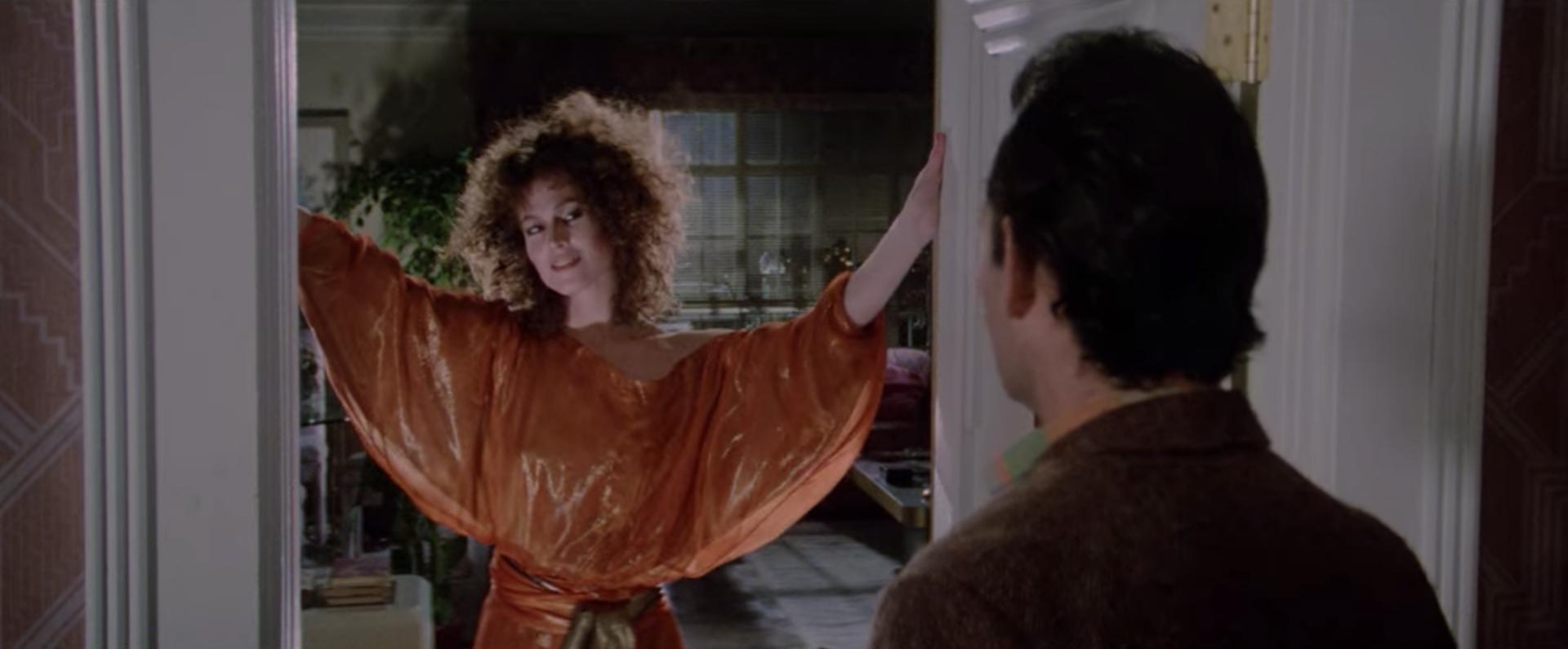 There is no Dana, only Zuul… Sigourney Weaver & Bill Murray. Photo: Netflix.