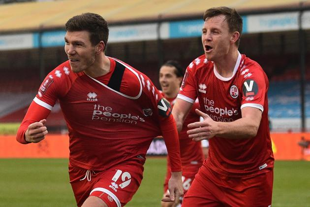 Leeds stunned by Crawley in FA Cup, as Chelsea, Man. City advance