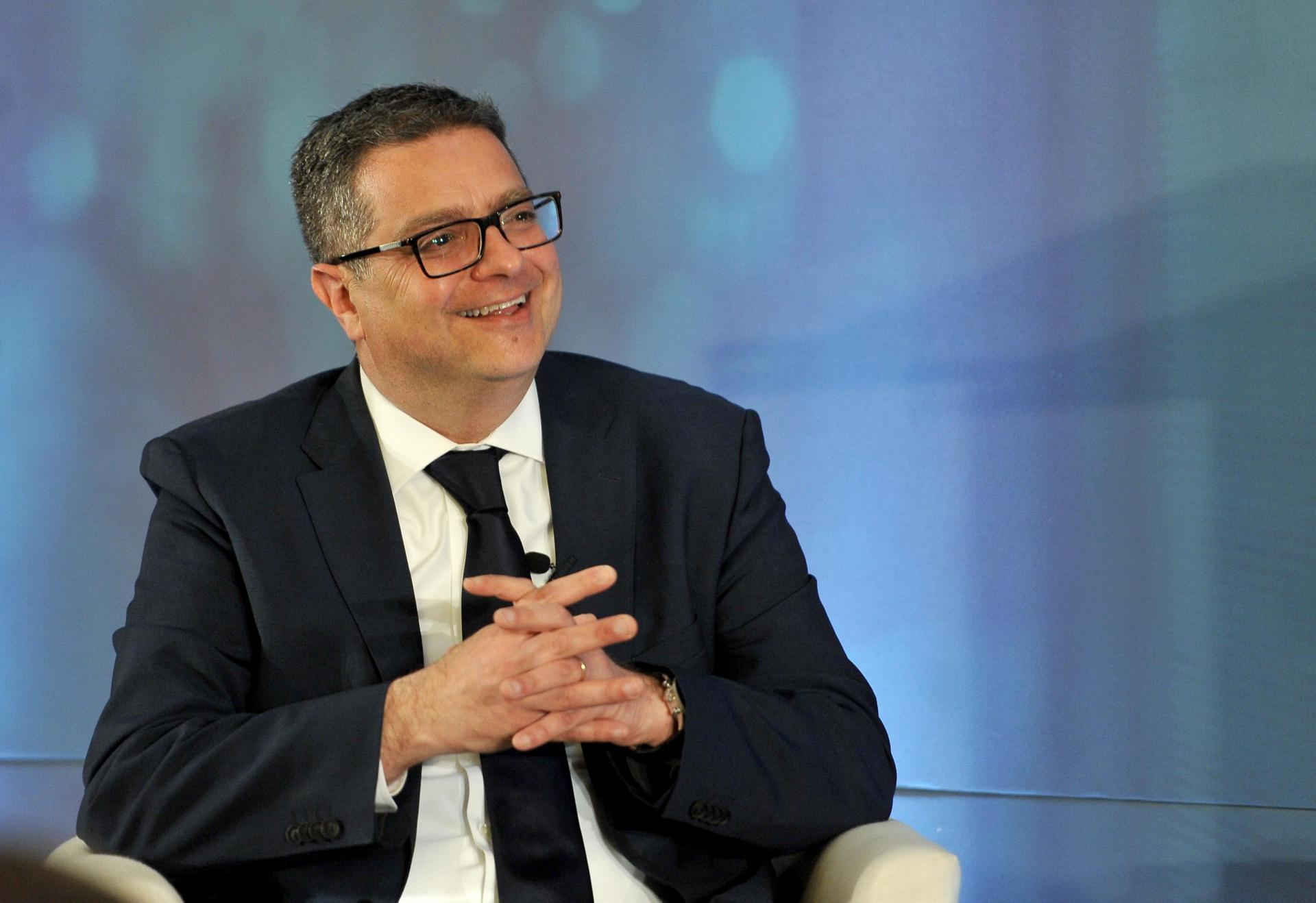 Adrian Delia stunned MPs by telling the press after the meeting that he would not be resigning.