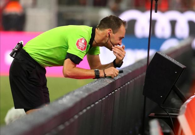 English referees will be able to use VAR in the Premier League next season.