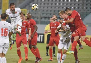 Updated: Valletta meet FK Kukesi in Champions League
