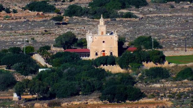 Castello Zamitello in Mġarr. Photo: Choy Hong (Jasmine) Grech