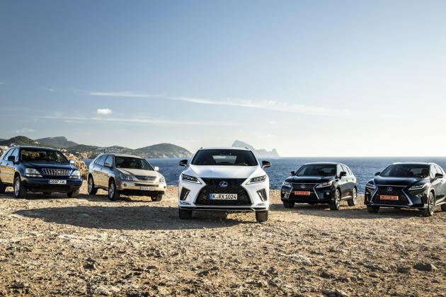 Luxury crossover continues to disrupt