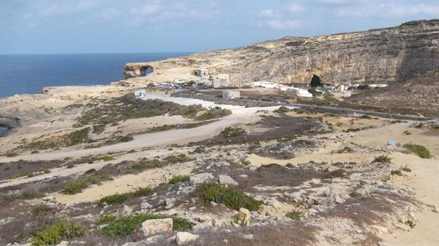 Dwejra, Gozo. Photo: Carmen Spiteri